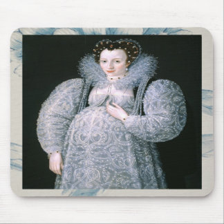 Unknown Lady Mouse Pad