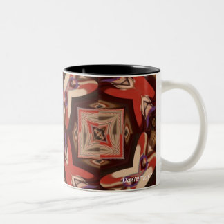 Unknown One, baxiemur* Two-Tone Coffee Mug