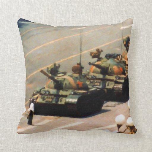 Unknown Rebel Throws Throw Pillow