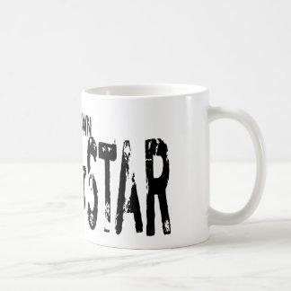 Unknown Rock Star Classic White Coffee Mug