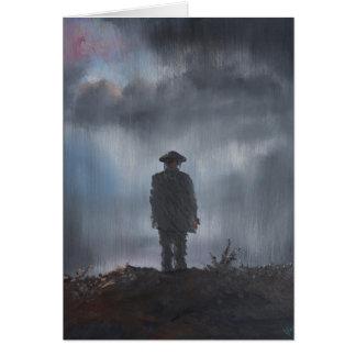 Unknown Soldier first world war 2014 Card