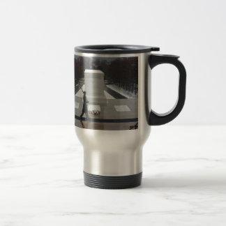 """Unknown Soldier"" 15 Oz Stainless Steel Travel Mug"