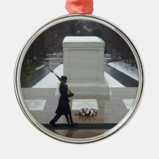 """Unknown Soldier"" Christmas Ornaments"