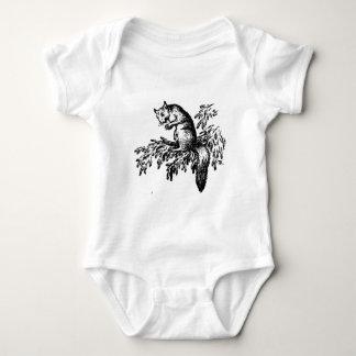 Unknown title by Theodor Severin Kittelsen Baby Bodysuit