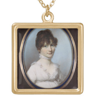Unknown woman pendants