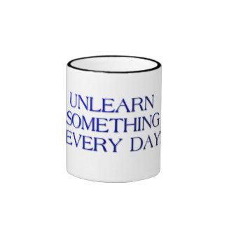Unlearn Something Every Day Coffee Mug