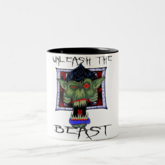 Unleash The Beast Coffee Mug