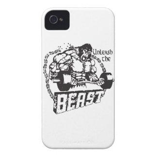 Unleash The Beast iPhone 4 Case