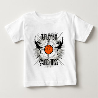 Unleash The Madness Dragons Light Baby T-Shirt