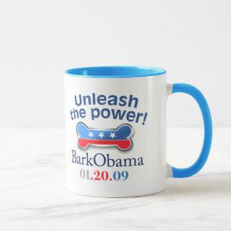 Unleash the power mug