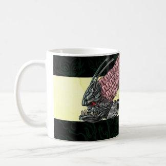 Unleash Your Creative Beast! Classic White Coffee Mug