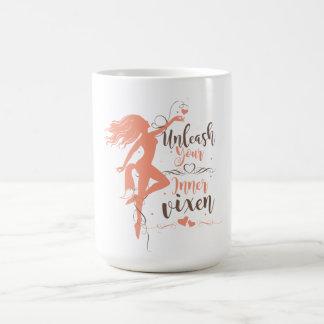 Unleash Your Inner Vixen Coffee Mug