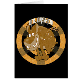 Unleashed Greeting Cards