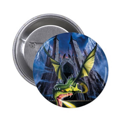 Unleashed Dragon Button