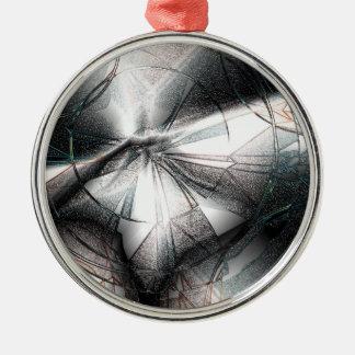 Unleashed Metal Ornament