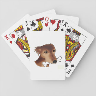 Unleashed playing cards