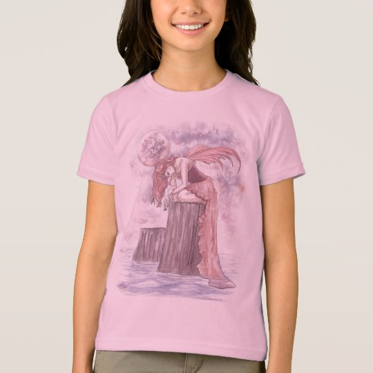 """Unless"" fairy - Lorax inspired Girls T-shirt"