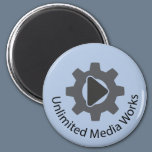 Unlimited Media Works Magnet