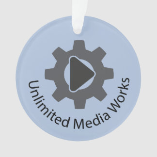 Unlimited Media Works Ornament