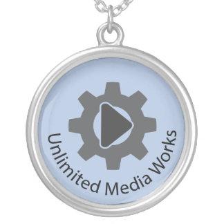 Unlimited Media Works Pendants