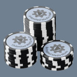 Unlimited Media Works Poker Chip Set