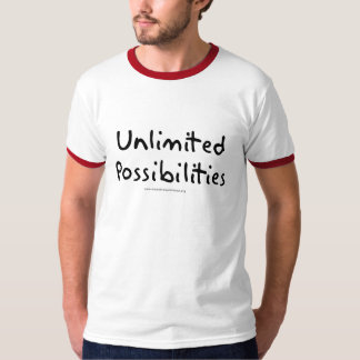 Unlimited Possibilities Tee Shirt