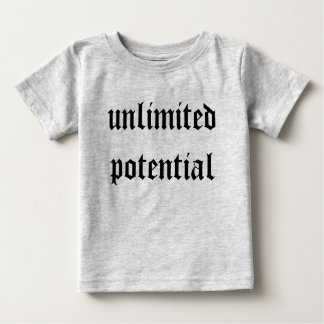 unlimited potential t-shirt