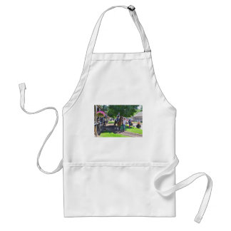 Unlimited Resource Adult Apron