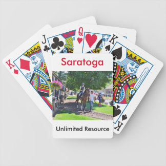 Unlimited Resource Bicycle Playing Cards