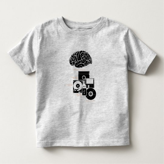 Unlimited Storage Toddler T-shirt