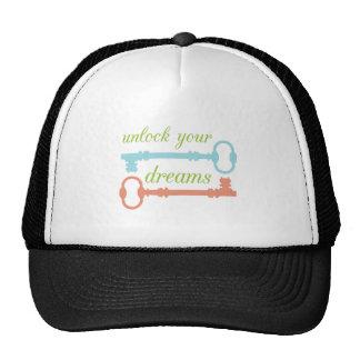 Unlock Dreams Trucker Hat