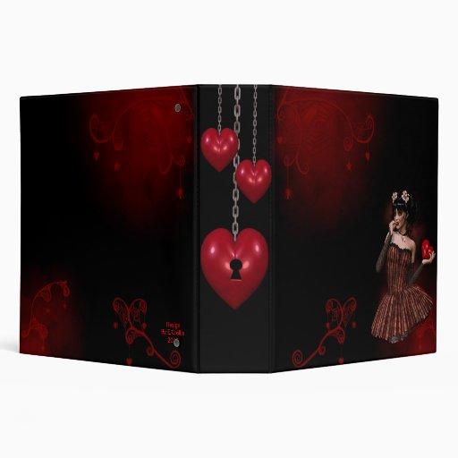 Unlock my heart Binder