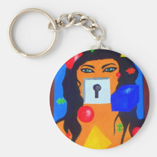 unlock the mystery key chains