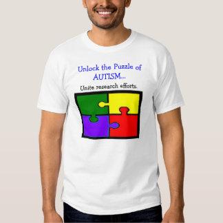 Unlock the Puzzle Shirt