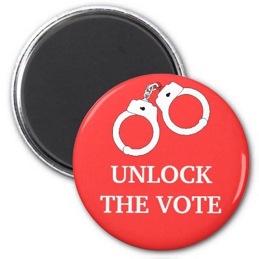 UNLOCK THE VOTE: MAGNET