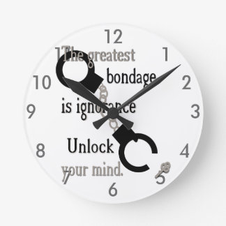 Unlock Your Mind Clock