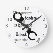 Unlock Your Mind Clock