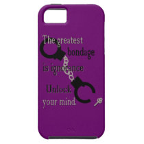 Unlock Your Mind IPhone 5 Case