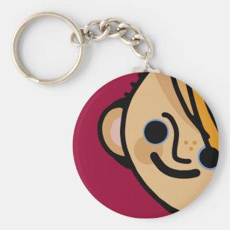 unlock your smile key chain