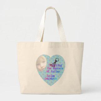Unlocking Austism Tote Bag