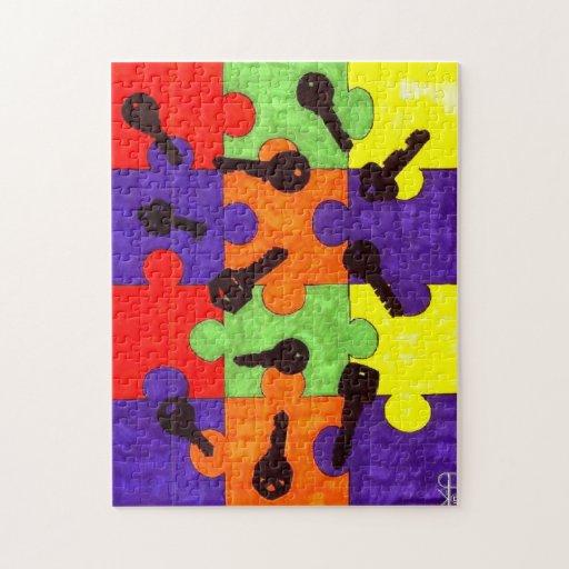 Unlocking the Future Jigsaw Puzzle