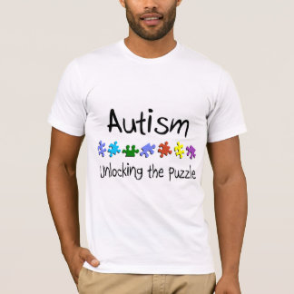 Unlocking The Puzzle T-Shirt
