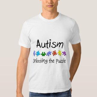 Unlocking The Puzzle Tee Shirt