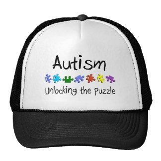 Unlocking The Puzzle Trucker Hat