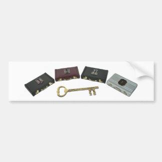 UnlockingCareerPath071611 Bumper Sticker