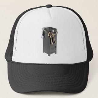 UnlockingEducation073110 Trucker Hat