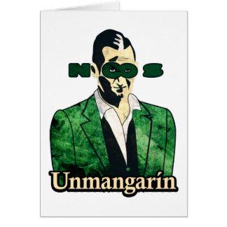 Unmangarin Card