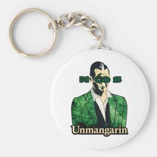 Unmangarin Keychain