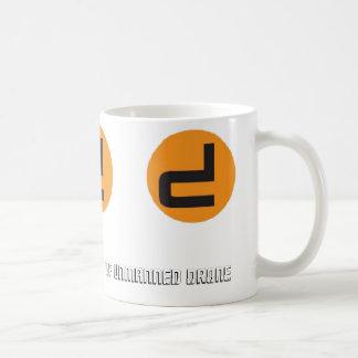 Unmanned Drone Mug