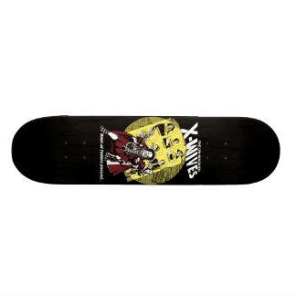 Unmarried X-Wives Skateboard
